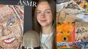 【Gracie Kate助眠·96-鸡蛋面搬运】介绍自己的艺术作品-Gracie Kate/ik小姐姐-助眠晚安视频