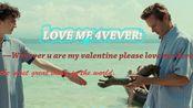 【混剪/流水剪辑?】<4ever!>情人节过期产物.爱超越时间、偏见及其堆积物。Just love.