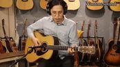 【吉他测评】雅马哈高端型号 Yamaha LL56 Custom ARE 音色试听