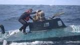半潜船载2.2吨毒品驰骋!被美海警抓获:价值5亿元