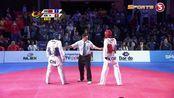 男子-金沙74公斤级准决赛金沙js678.com:中国vs.韩国I第22届亚洲跆拳道锦标赛