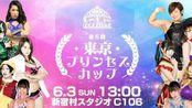 东京女子摔角-2018.6.3 5th Tokyo Princess Cup Day 1