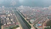 航拍广西河池市凤山县,这几年凤山发生了翻天覆地的变化