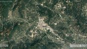 地图里看区域发展,福建省漳浦县城市建设进程