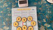 #一年级# 10以内口算,两个圈圈之和18,用时5分44秒