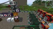 【暮夜】【minecraft】【我的世界】【热力科技生存】p15 打凋零太难0.0