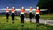 广场舞《梦中的兰花花》唱的是黄土坡上的情,醉人动听,舞好看!