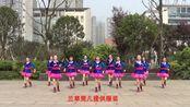 周思萍广场舞系列《中国味道》正反面 录像制作酷.歌