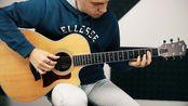 【带谱】Eric Clapton - Tears In Heaven 吉他慢速清晰教学