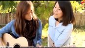 网络十大翻唱女歌手之韩国裔双胞胎甜美嗓音女孩儿Jayesslee