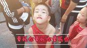 【县文艺汇】七岁的孩子劲舞,你们觉得怎么样(画面较为颠簸容易引起不适,孕妇及心脏病患者酌情观看)