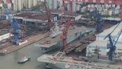 【重磅!中国第二艘两栖攻击舰上海下水】