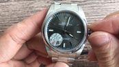 网上买复刻表哪里买JF劳力士蚝式恒动114300腕表灰面3132机芯复刻表在哪里买放心