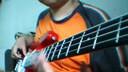 《黑龙江省牡丹江杨宁吉他 电贝司教室》电贝司弹奏歌曲铁血丹心