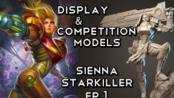 "【MarcoFrisoniNJM】如何修正模型和涂装-""西耶娜星杀手""第一集"