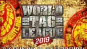 【NJPW】2019.11.16-18 World Tag League 2019 Day 1-3 世界双打锦标赛