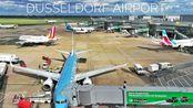 【繁忙的机场】Düsseldorf Airport Planespotting October 2019 incl. EK A380, Atlas A330