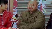 小沈阳央视春晚表演失误 台下笑东倒西歪了 结束后被赵本山教训