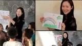 最美小江老师:明星江一燕支教纪录片,爱是这世界最美的风景
