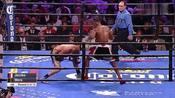 双方互有击倒场面火爆,雅各布斯VS莫拉中量级拳王争霸战