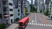 【狂热运输2】(完全自制)成都公交3路 大同小区—双流小区