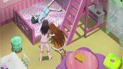 巴啦啦小魔仙:美琪做梦梦见自己唱歌难听被轰下台了,好伤心!