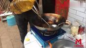 """阿米制作美食挑战路边摊最高规格""""大杂烩""""麻辣鲜香好吃化渣"""