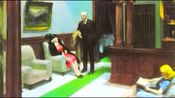 当爱德华·霍普的油画变成电影 by Fandor Keyframe