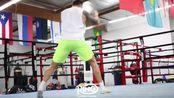 来自乌克兰拳击敏捷聪明的大猫 乌西克 能否在重量级掀起腥风血雨? 乌西克备战斯彭