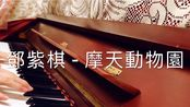 【钢琴翻弹】邓紫棋 G.E.M《摩天动物园 city zoo》piano covered by Hitomi
