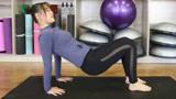 腰肌劳损难受又难缠!保护腰椎缓解不适的练习,坚持几天就见效