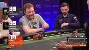 【朱杰德州扑克】WPT2019 UK 现金桌 04