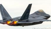 2019 EAA AirVenture Oshkosh 航展 F-22 Raptor 回顾版