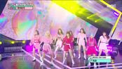 Weki Meki - DAZZLE DAZZLE + 官方直拍 @ MBC Show! 音乐中心 20200222