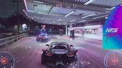 【极品飞车21热度/熟肉】通缉系统与夜晚赛事系统深度体验 BMW i8/911 GTS/BMW M3 Evo II(1988)