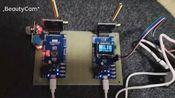基于STM32的无线环境监测系统设计,采用LORA无线模块进行通信,实时监测环境中的温湿度,有害气体浓度,显示到OLED屏上,并且可以设置阈值,显示上位机中