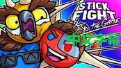 [VANOSS熟肉] Stick Fight 火柴人大乱斗 Time to Get Sticky Boys