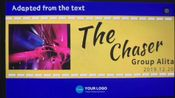 The Chaser(英文短片+花絮)——广东外语外贸大学南国商学院18英语Alita小组