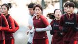 武汉封城错过奥预赛,那就天台练球!疫情让王霜更加乐观