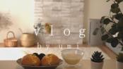 【饼干搬运】【日本主妇umi】Vlog日常|温暖的日子/一个人吃饭/干花制作/御好烧
