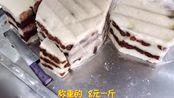 到天津必吃的早点——切糕!