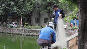 第13期-下网+水煮鱼,爆桶了,看了他们劏了2个小时鱼,我太难了