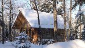 【原始木屋】93. 木屋的花费-打造0债务木屋 Log Cabin Cost - Build a Debt Free Off Grid Home