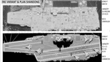 山东舰与维克兰特差异在哪?国外机构制作对比图,答案显而易见