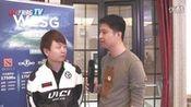 cnFrag.com - WESG上海站现场专访VG.CyberZEN.tb
