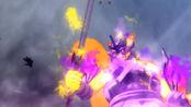 火影游戏:鸣佐用威装·须佐能乎绝杀丁次,真是大材小用!