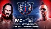 RevPro British J Cup 2019.11.24 PAC vs. Amazing Red