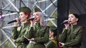 经典再现!俄罗斯国立远东歌舞团版《莫斯科郊外的晚上》