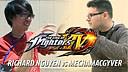 拳皇14 KOF XIV 2016 E3游戏展会赛  Day 3 Richard Nguyen vs. MechaMac