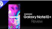 三星Galaxy Note 10+-全面审查! (使用2个月后)